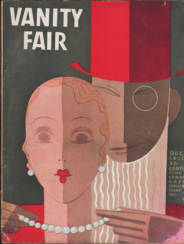 Image for Vanity Fair Magazine December 1930