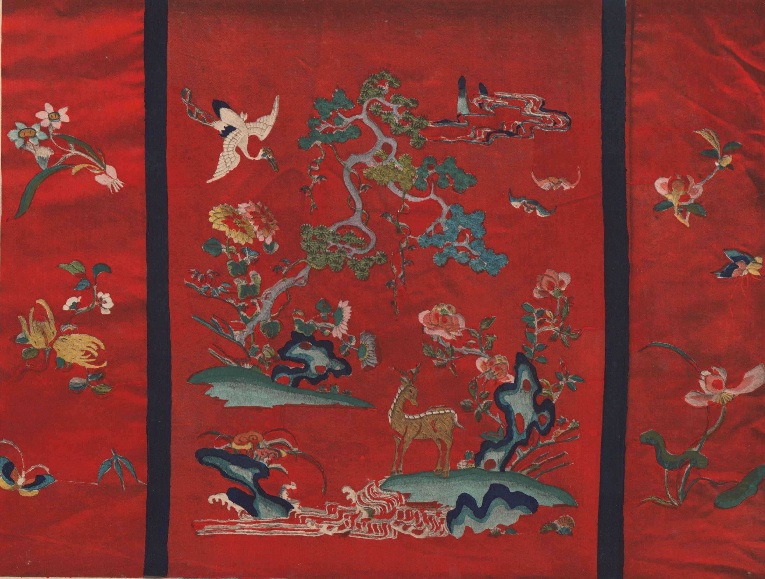 Image for Broderies Chinoises