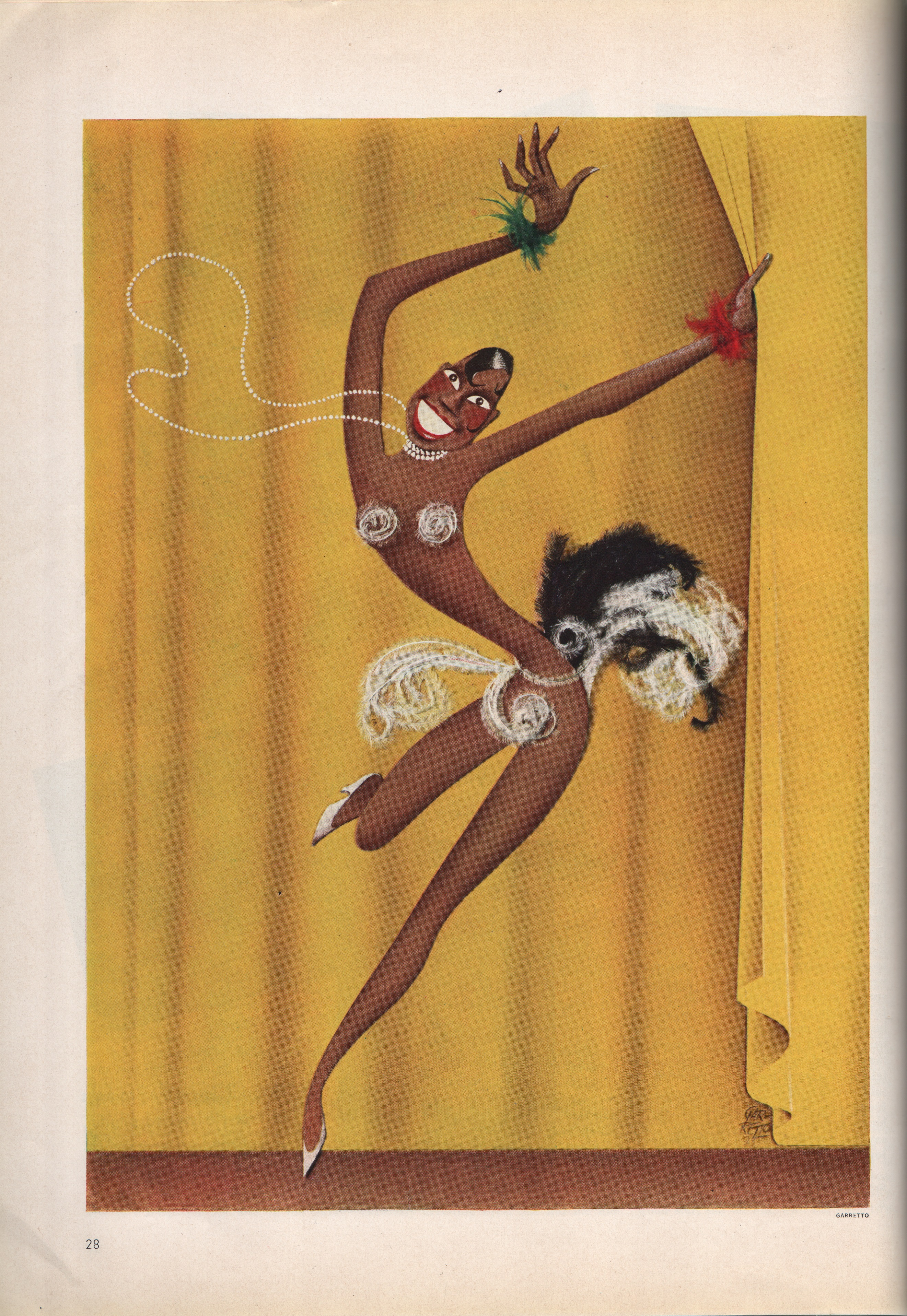 Image for Vanity Fair Magazine February 1936 Issue