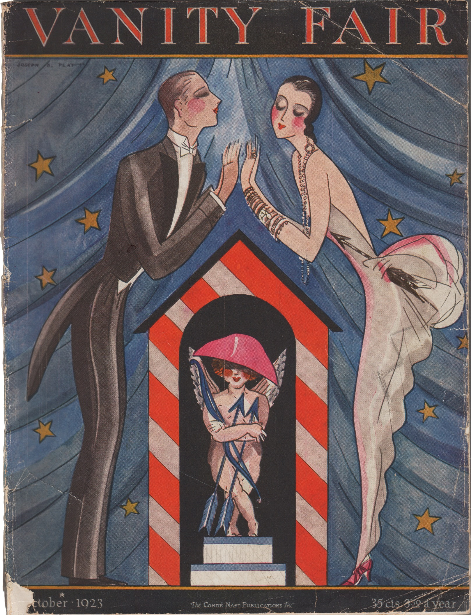 Image for Vanity Fair, October, 1923