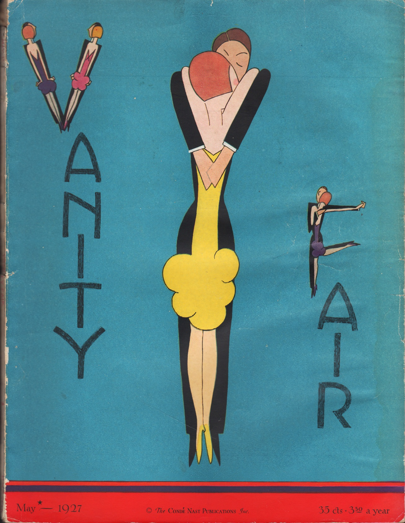 Image for Vanity Fair Magazine, May, 1927