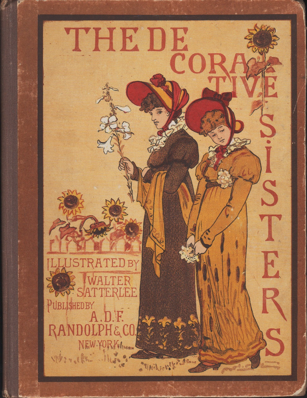 Image for The Decorative Sisters a Modern Ballad