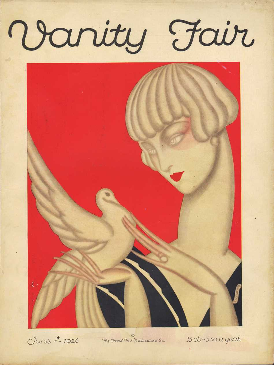 Image for Vanity Fair Magazine, June, 1926 - Cover Only