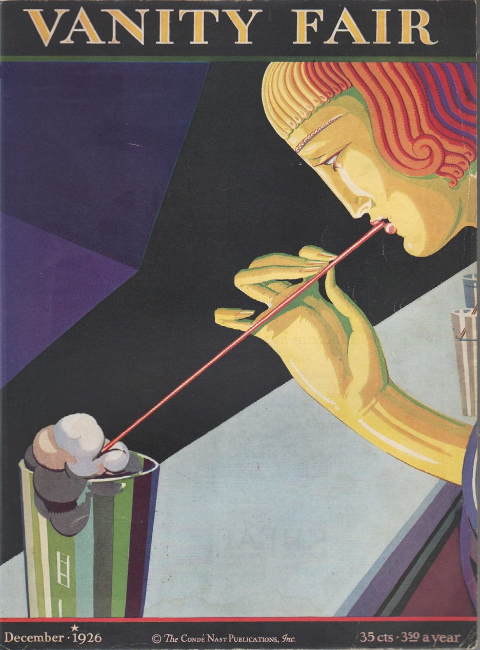 Image for Vanity Fair Magazine, December, 1926 - Cover Only