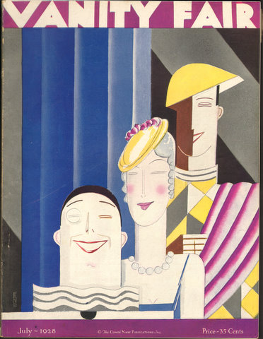 Image for Vanity Fair July 1928 Issue (Magazine)