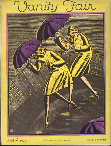 Image for Vanity Fair April 1928 Issue (Magazine)