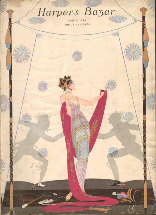 Image for Harpers Bazar (Harper's Bazaar)  April 1918 (Magazine)