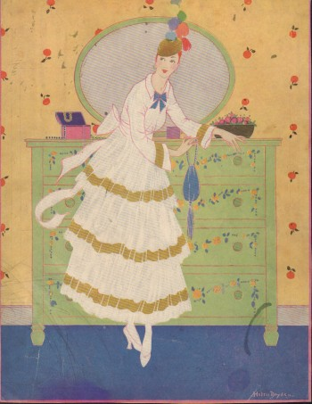 Image for Vogue Magazine. February 1, 1915 - Cover Only