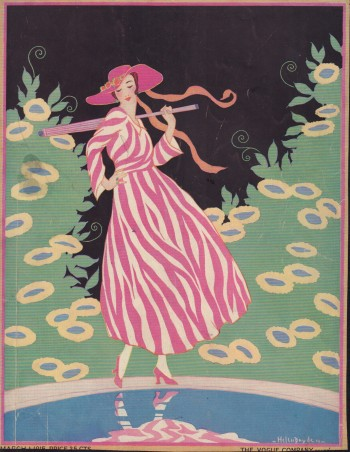 Image for Vogue Magazine. March 1, 1915 - Cover Only