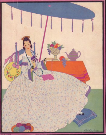 Image for Vogue Magazine. June 1, 1915 - Cover Only