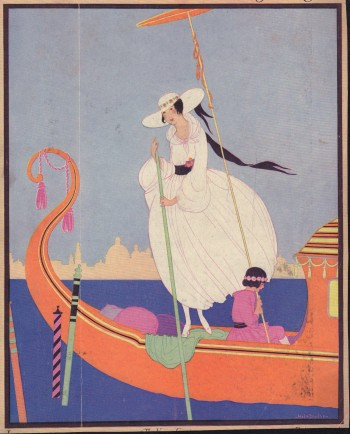 Image for Vogue Magazine. June 1, 1916 - Cover Only