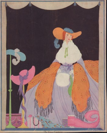 Image for Vogue Magazine. September 1, 1916 - Cover Only