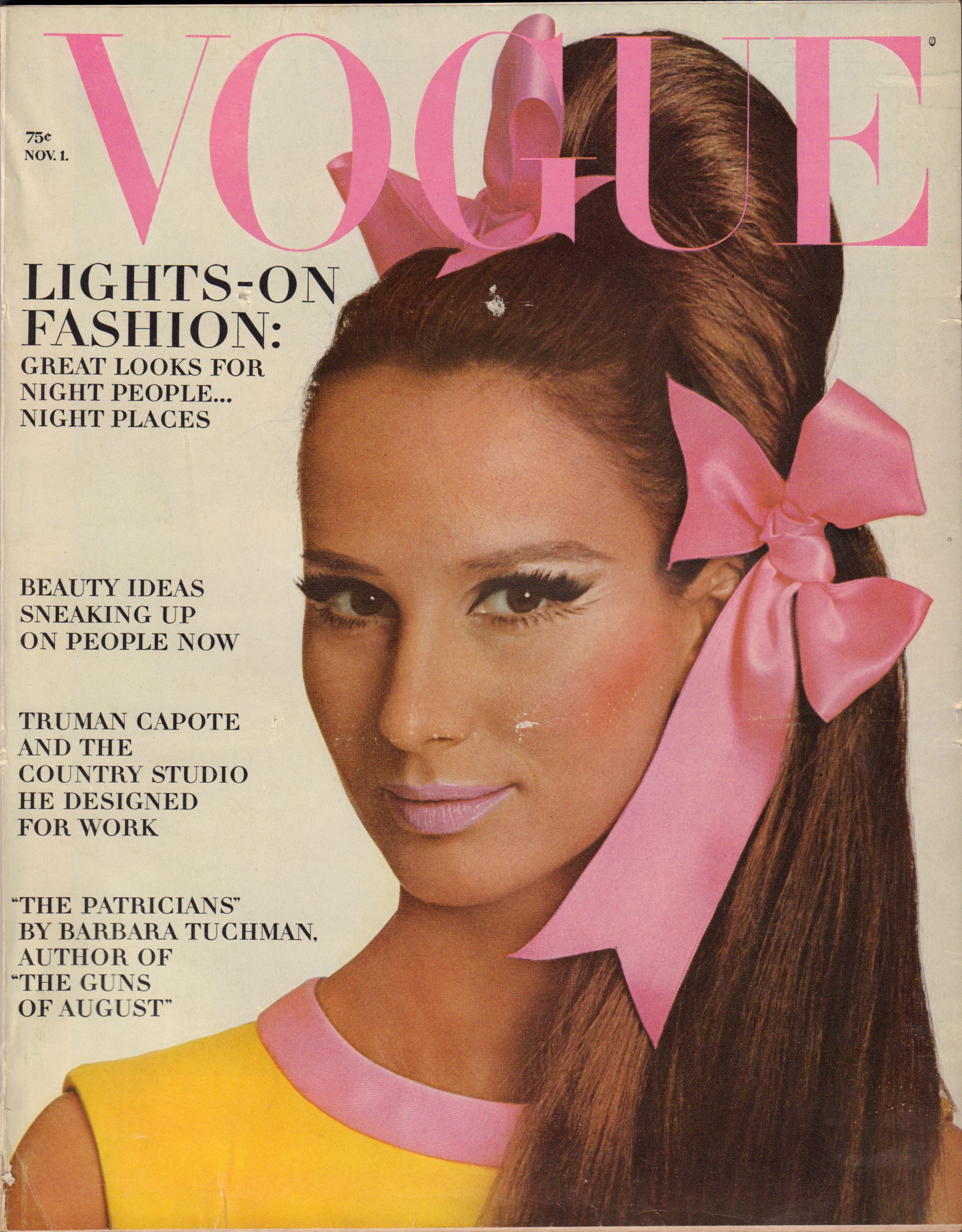 "Image for ""Vogue November 1, 1965"""