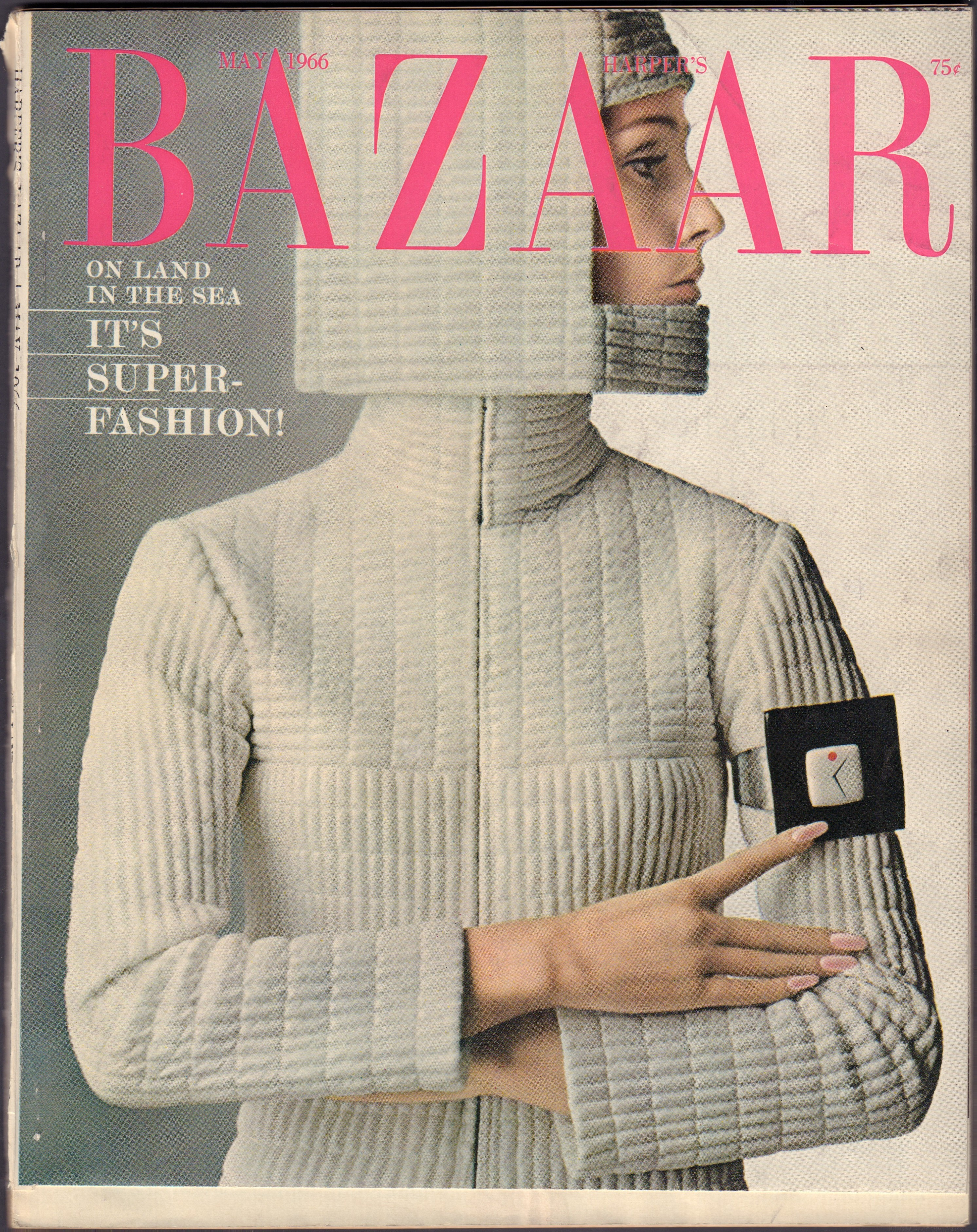Image for Harper's Bazaar May 1966