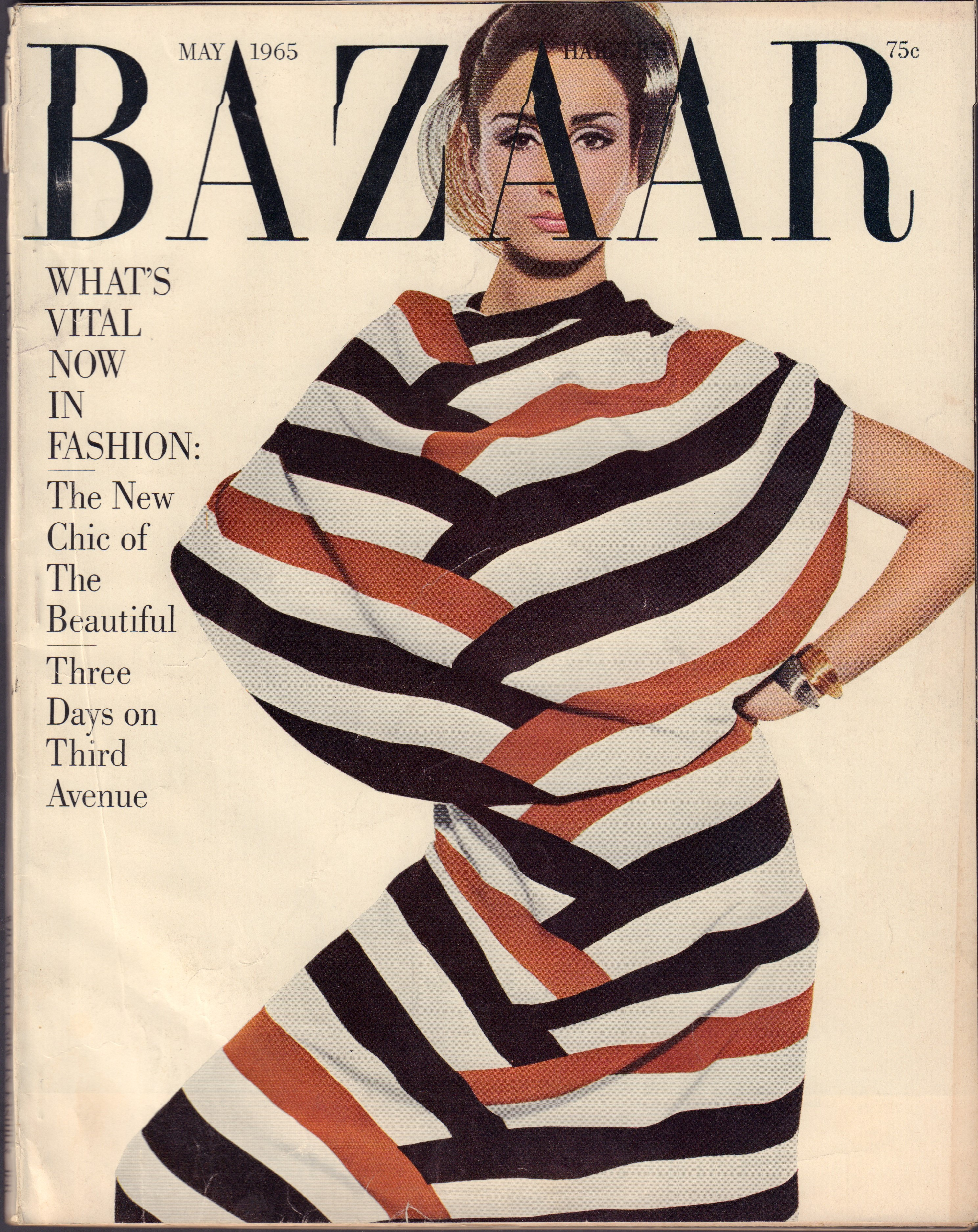 Image for Harper's Bazaar May 1965