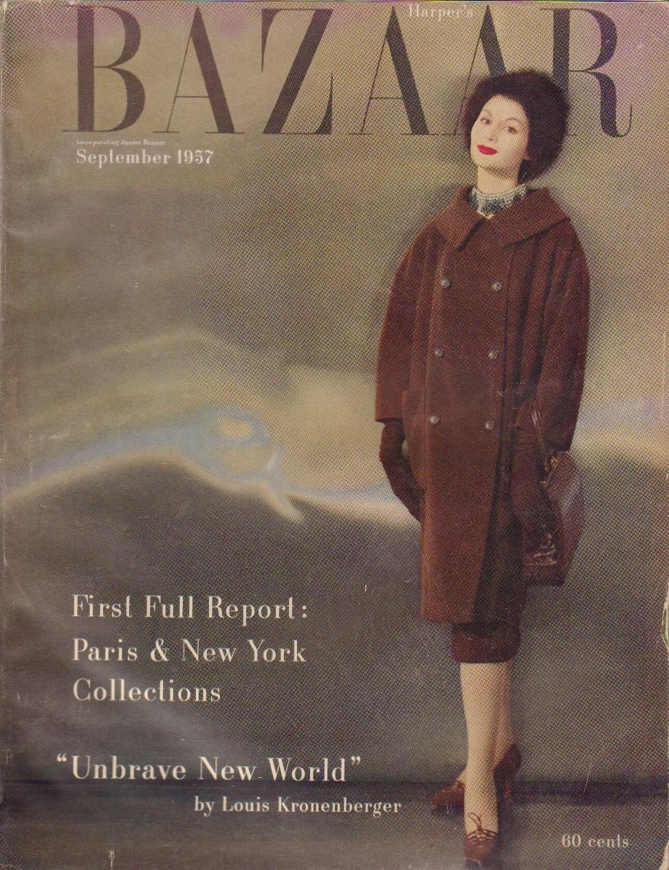 Image for Harper's Magazine September 1957
