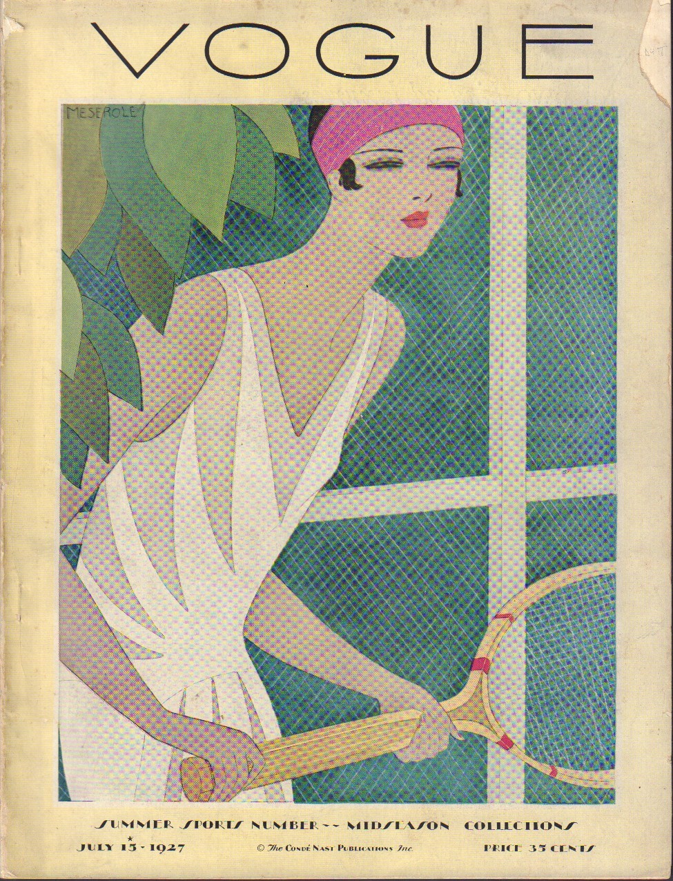Image for Vogue July 15, 1927