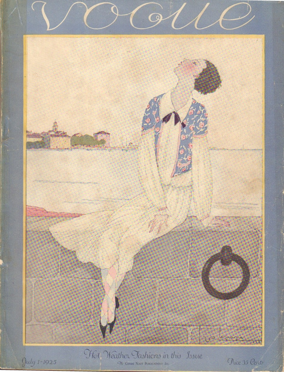 "Image for ""Vogue July 1, 1925"""