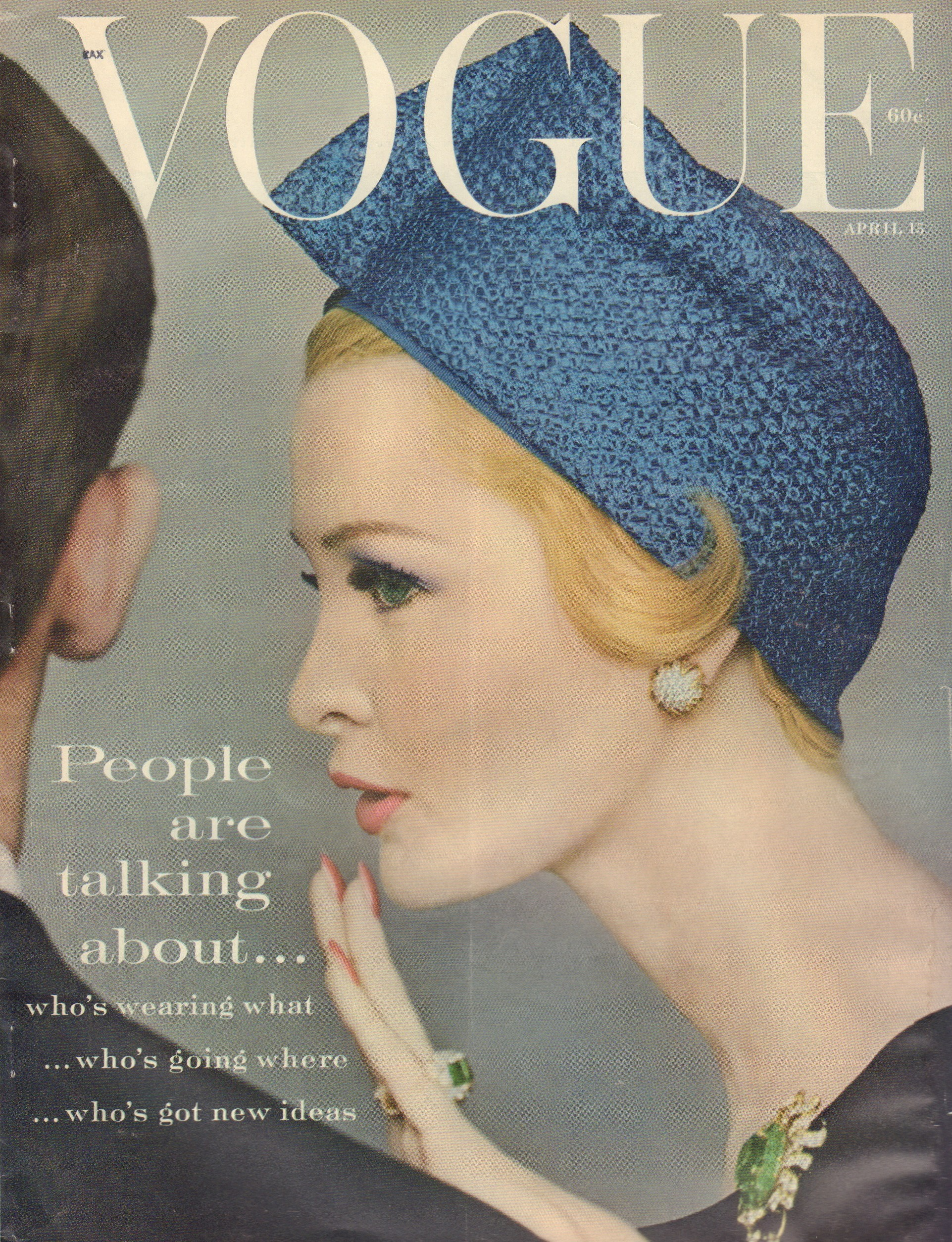 "Image for ""Vogue April 15, 1959"""