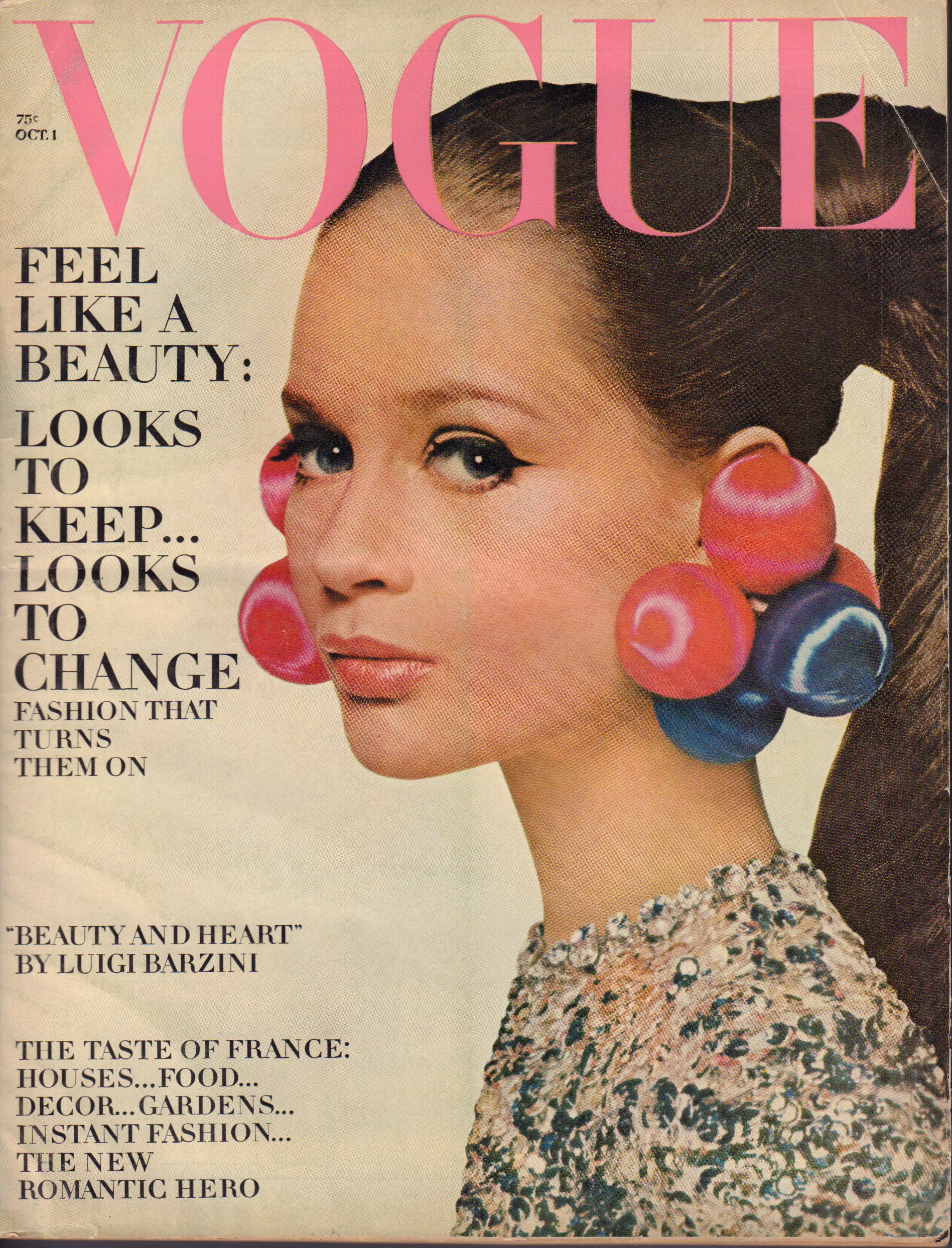 Image for Vogue October 1, 1966