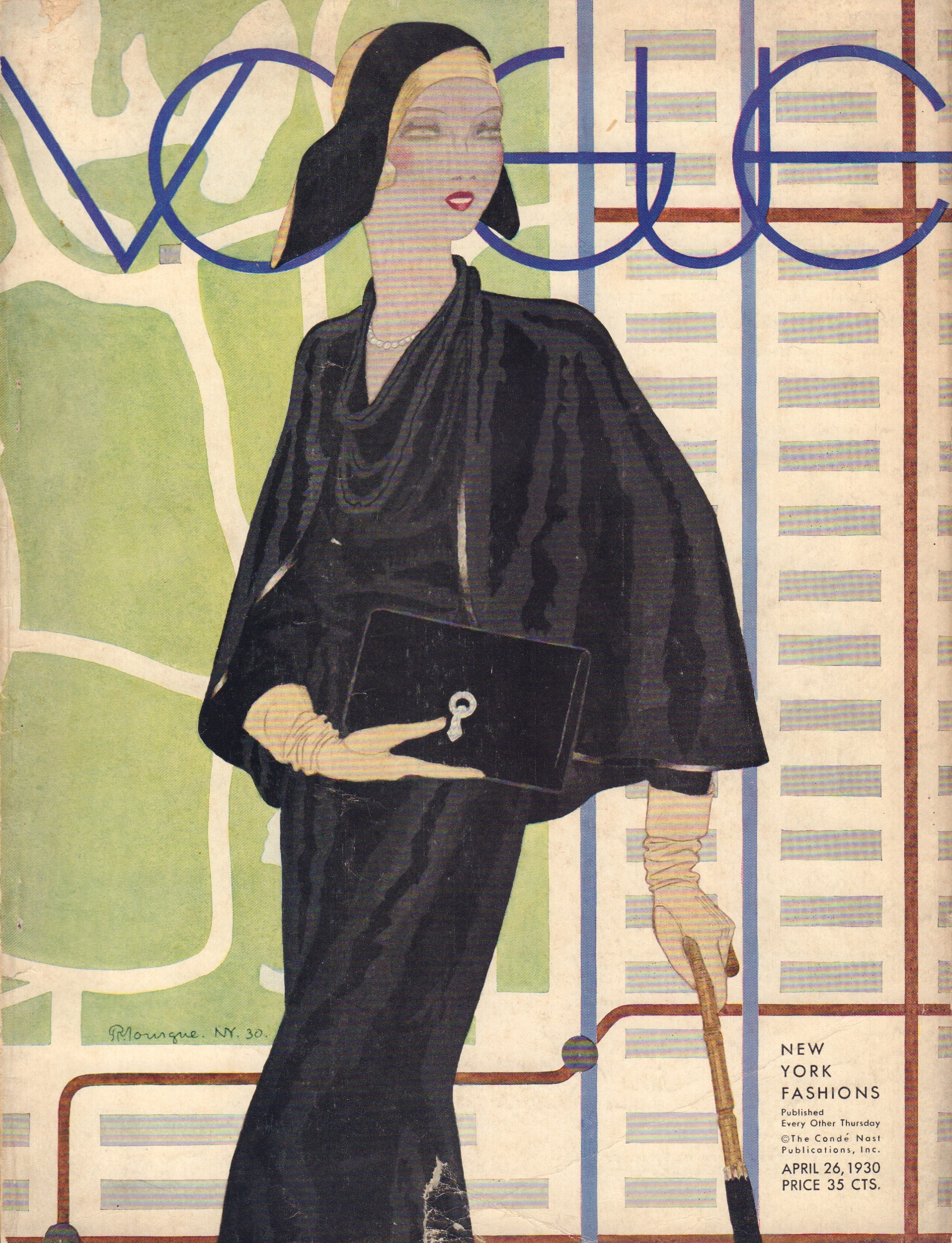Image for Vogue April 26, 1930