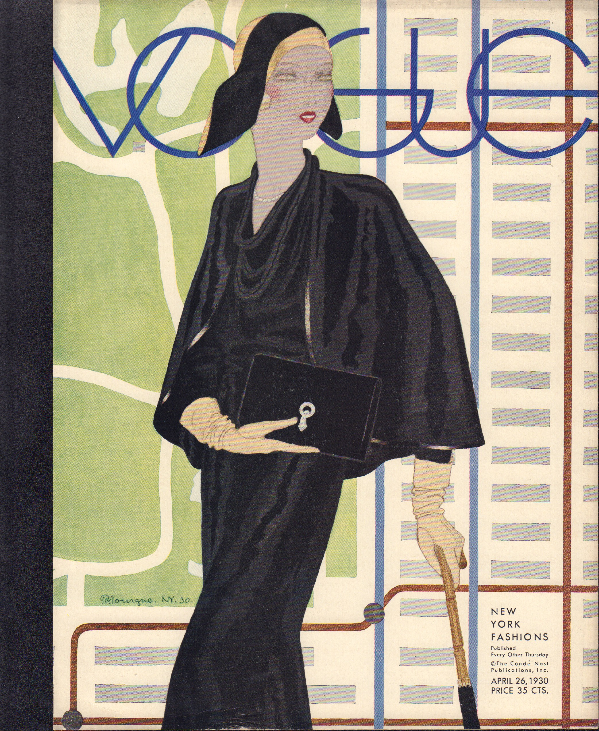 Image for Vogue April 26, 1930 Cover