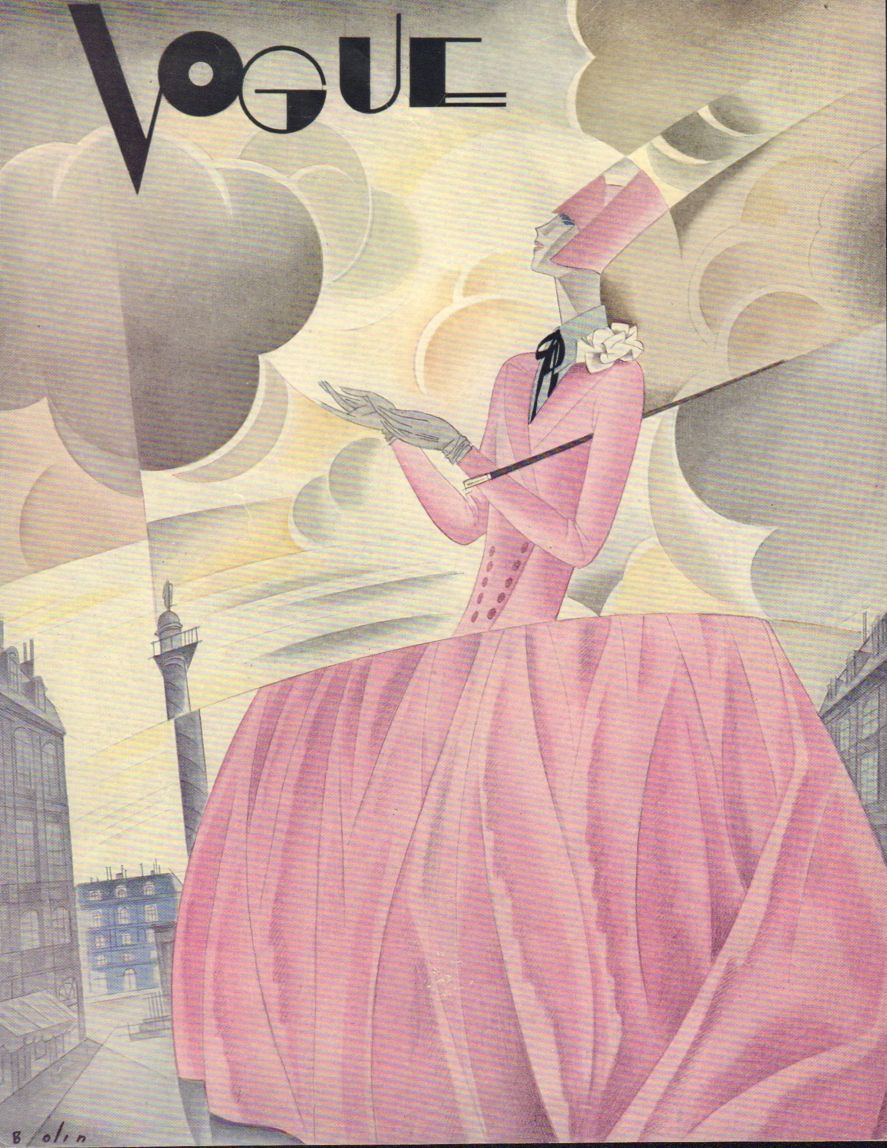 Image for Vogue April 15, 1927 Cover