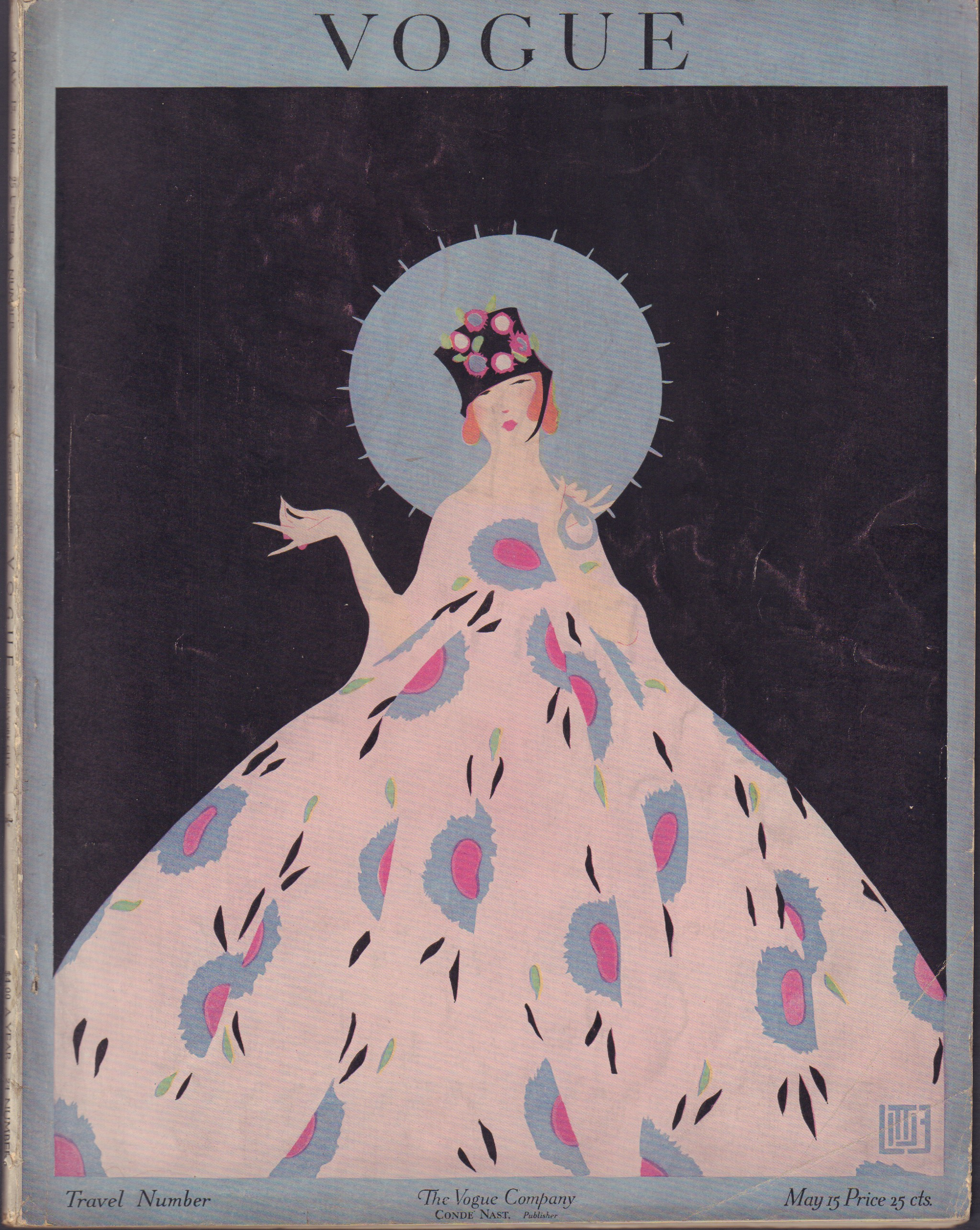 Image for Vogue May 15, 1916
