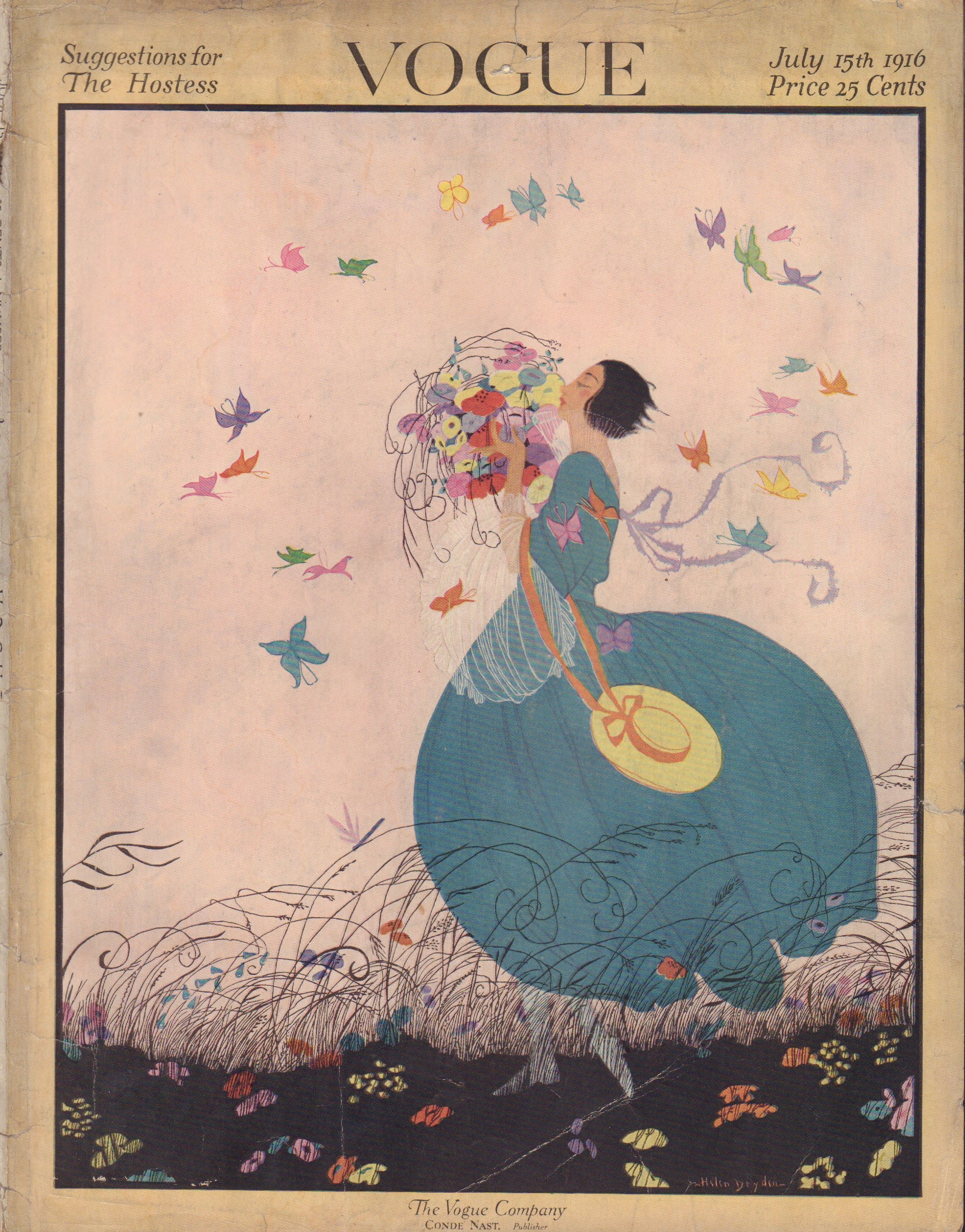 "Image for ""Vogue July 15, 1916"""