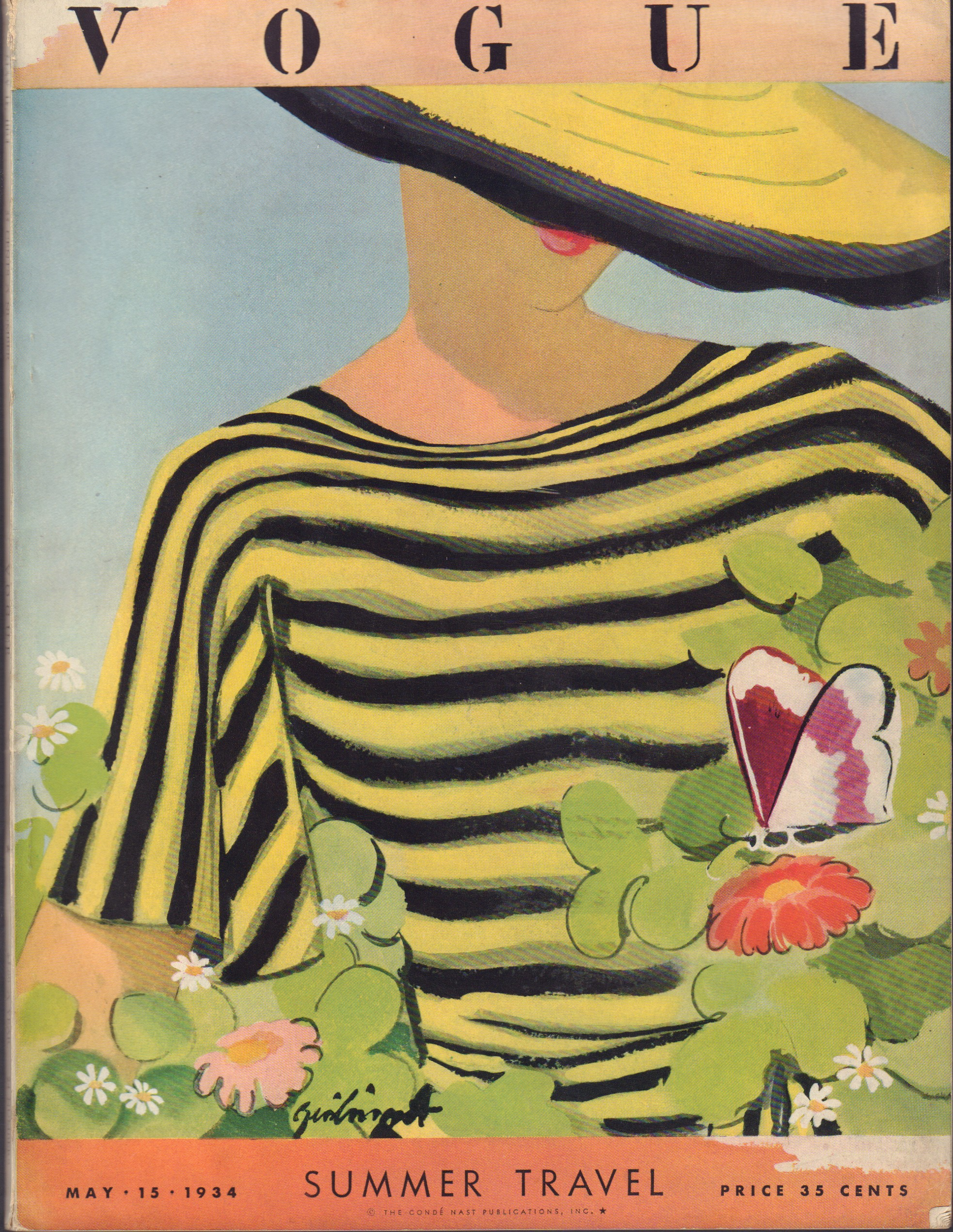 Image for Vogue May 15, 1934