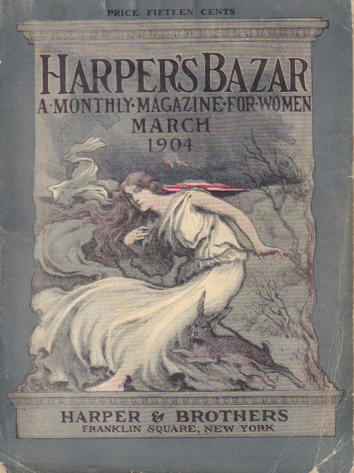 Image for Harper's Bazar (Bazaar) March 1904