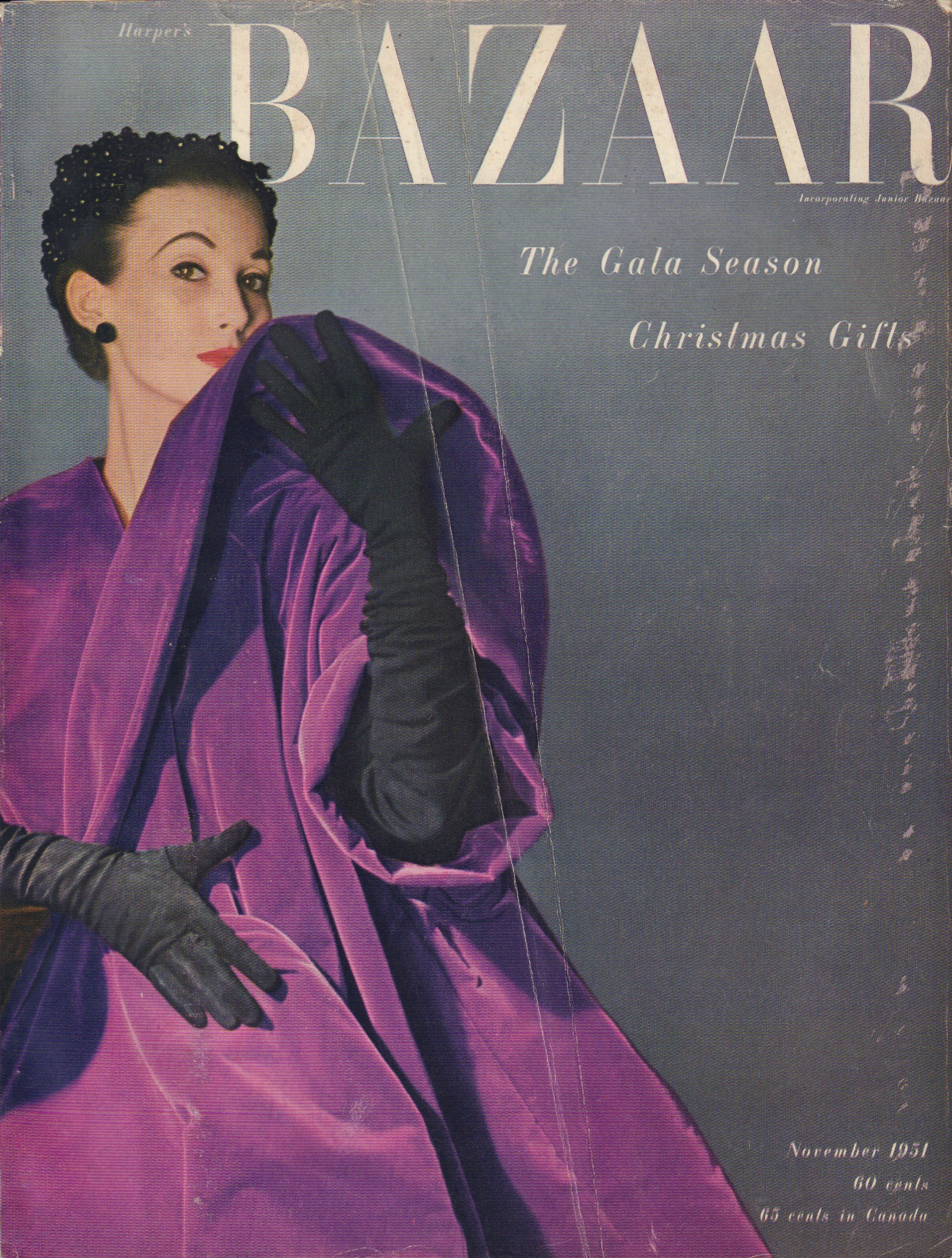 Image for Harper's Bazaar (Bazar) November 1951