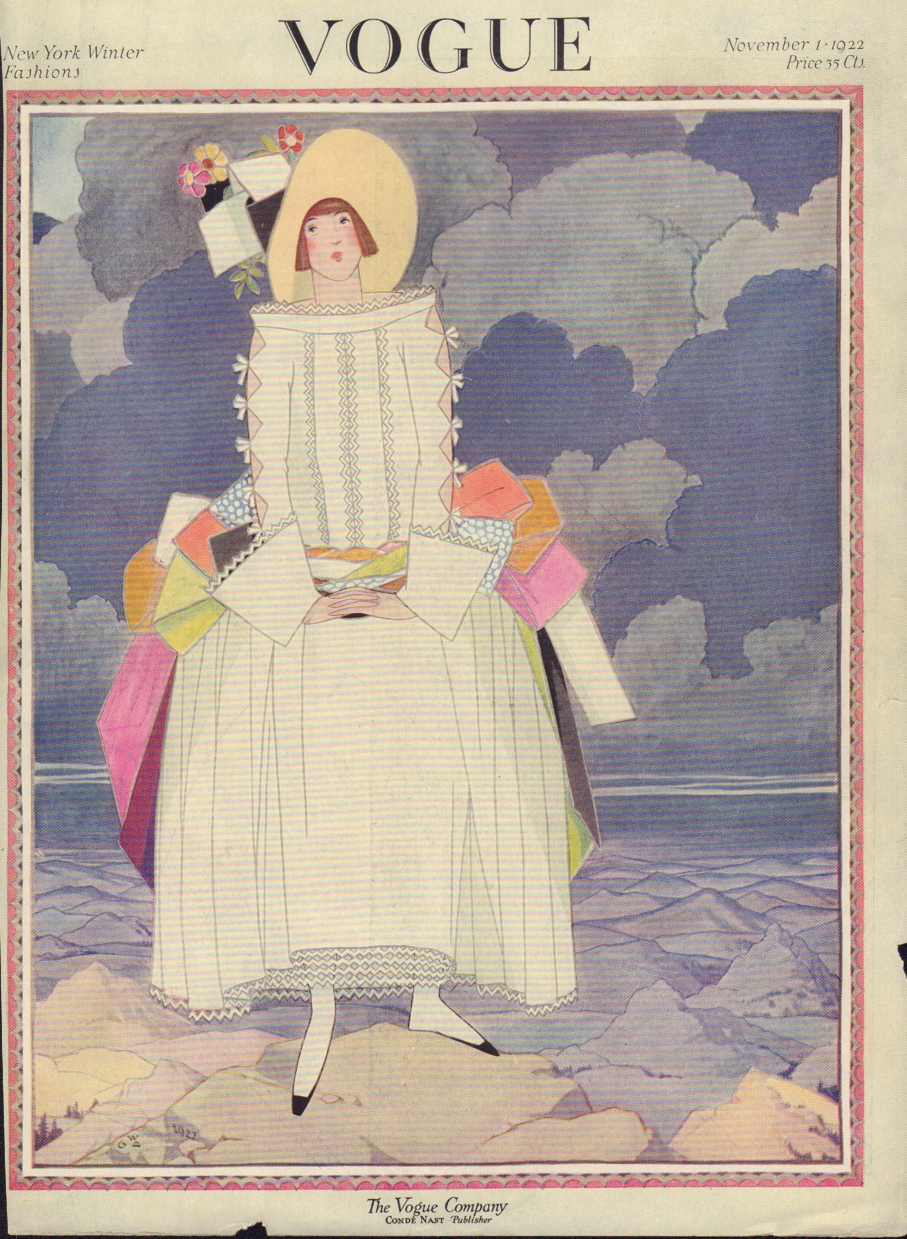 Image for Vogue November 1, 1922