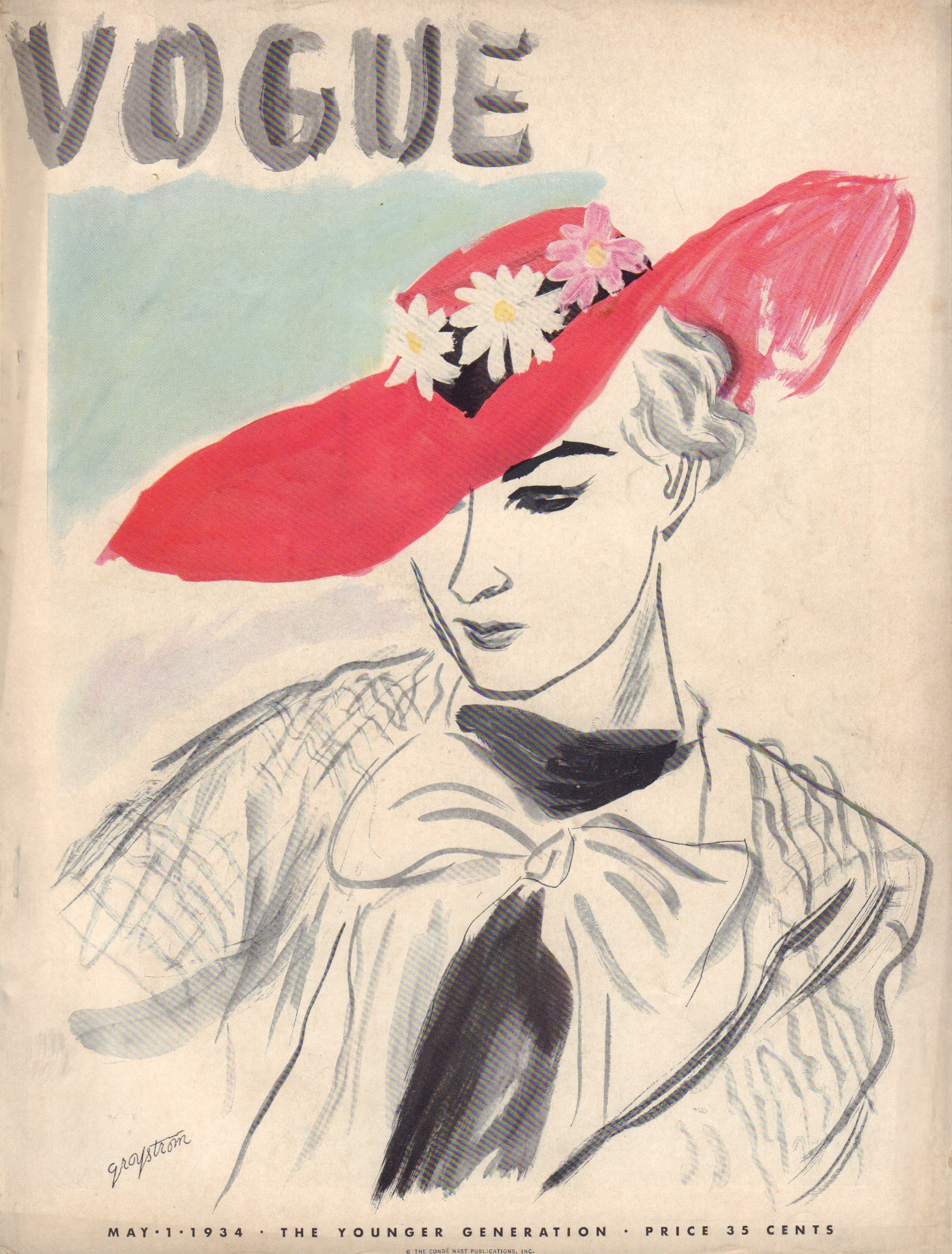 Image for Vogue May 1, 1934