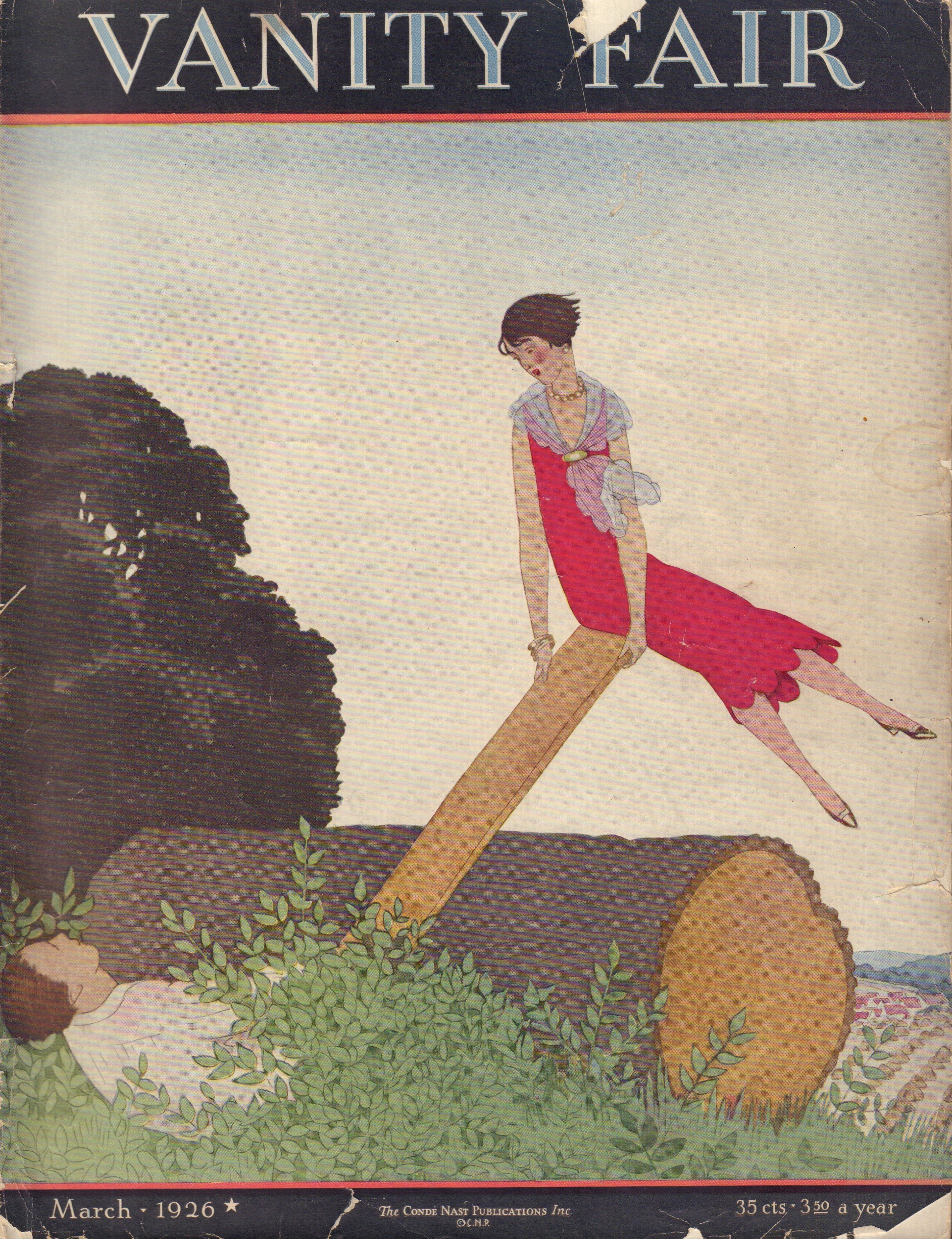 Image for Vanity Fair March 1926