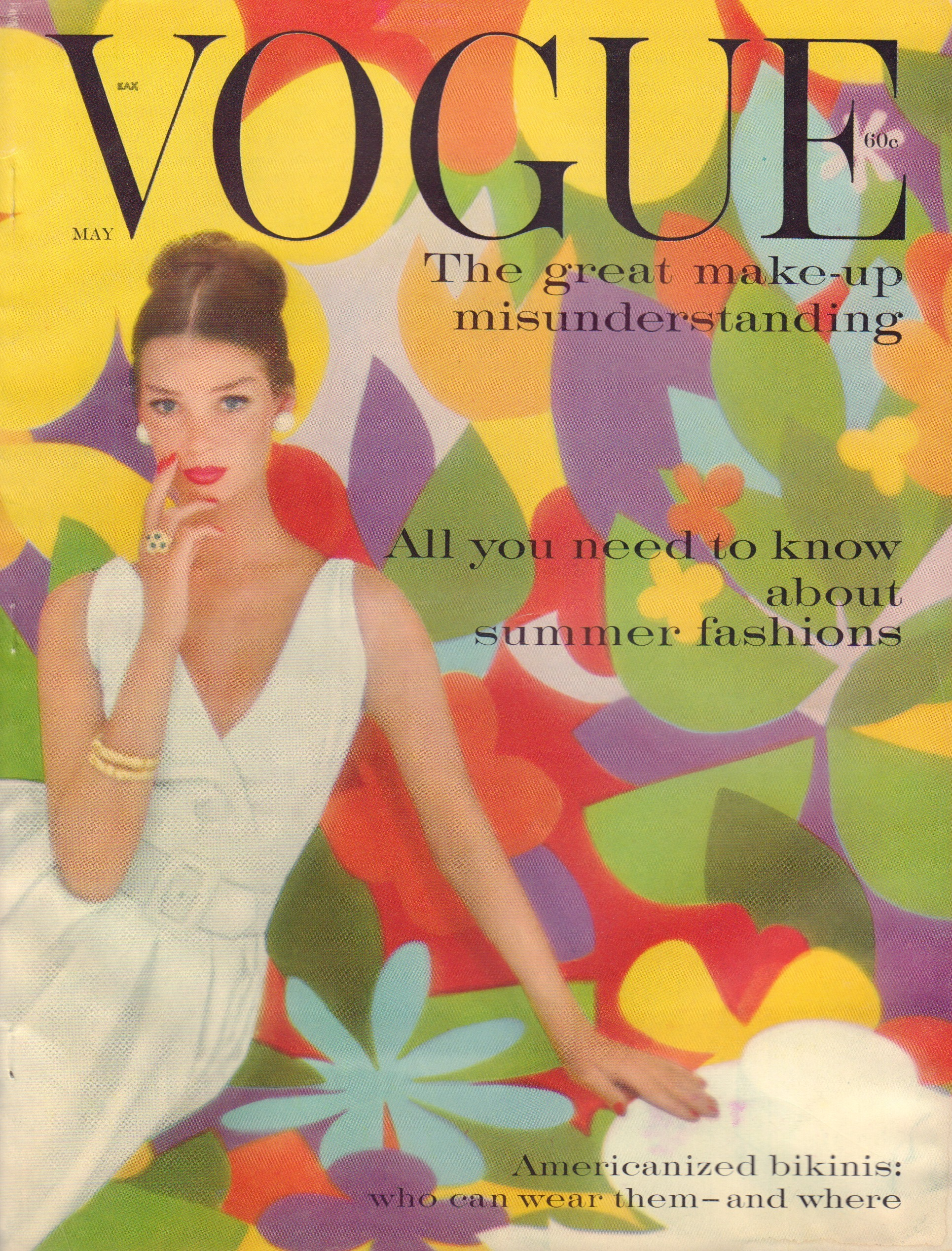Image for Vogue May 1959