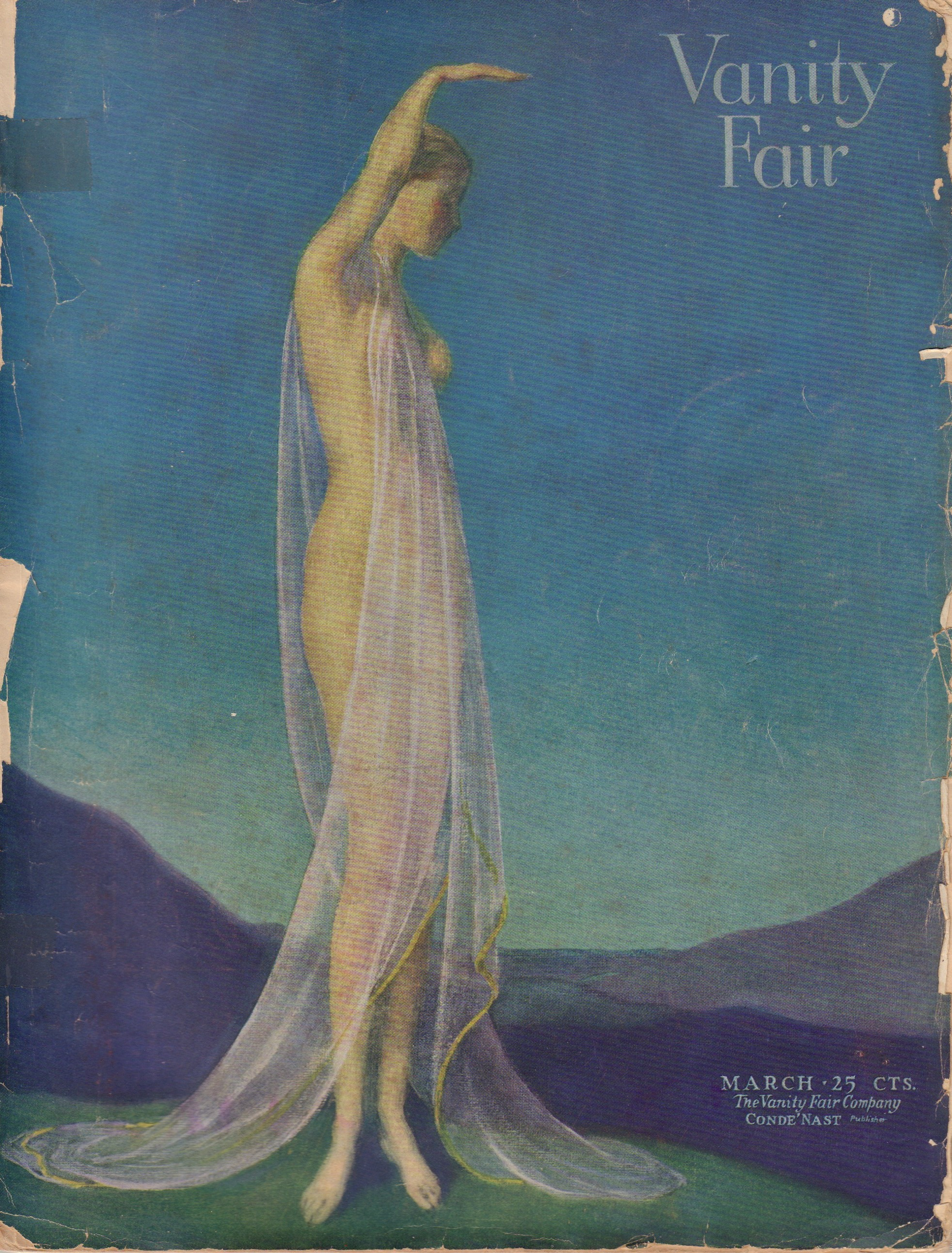 Image for Vanity Fair March 1917