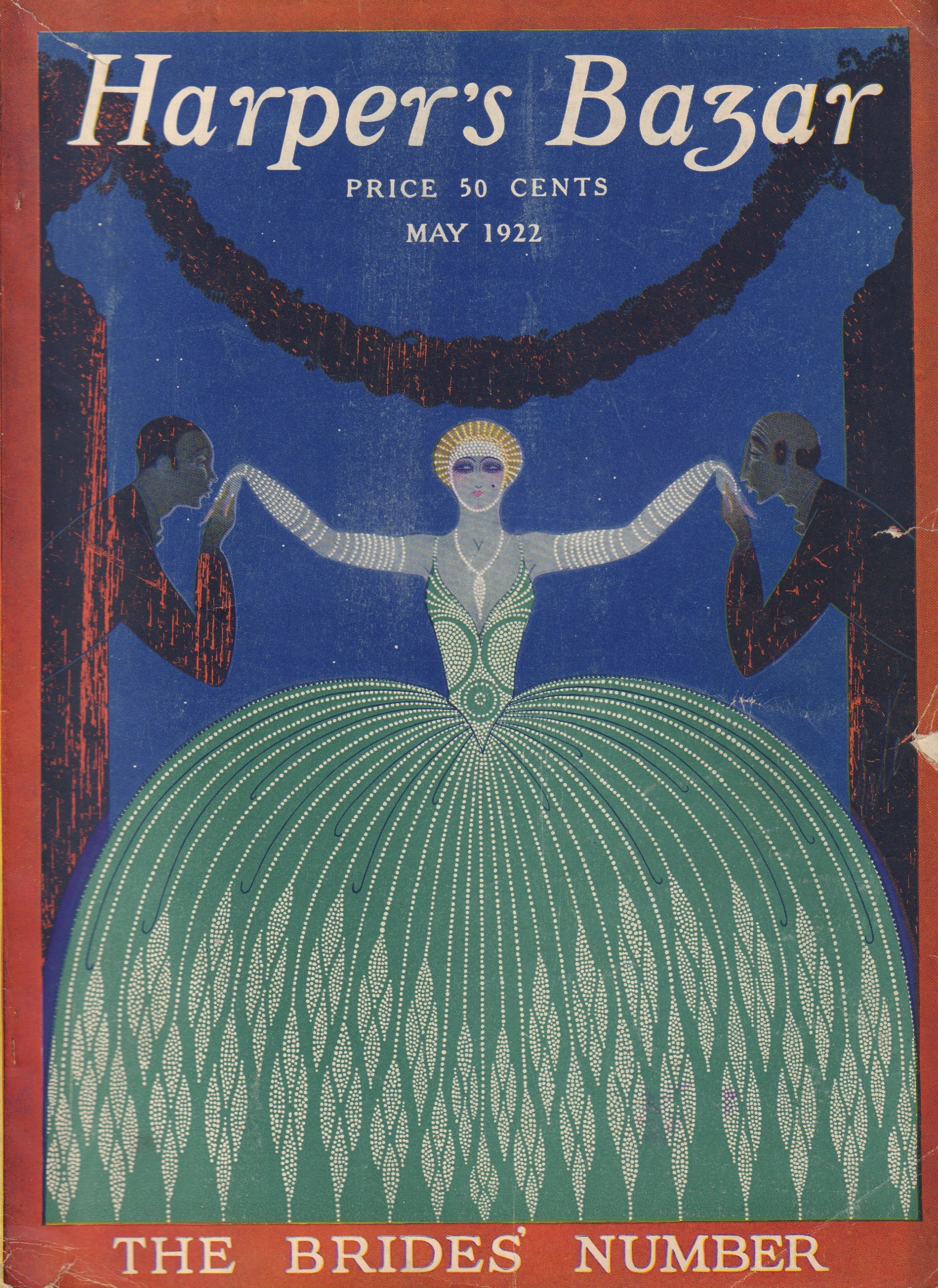 Image for Harper's Bazar (Bazaar) May 1922