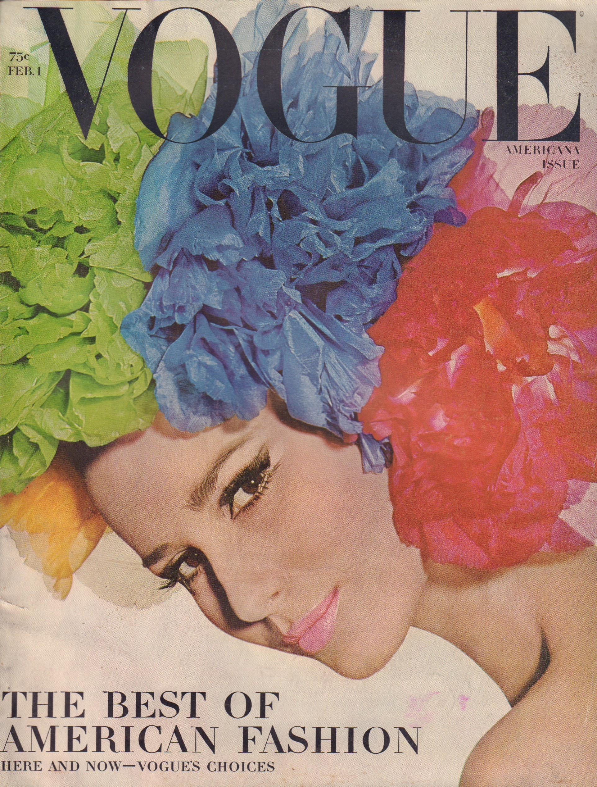 Image for Vogue February 1, 1965