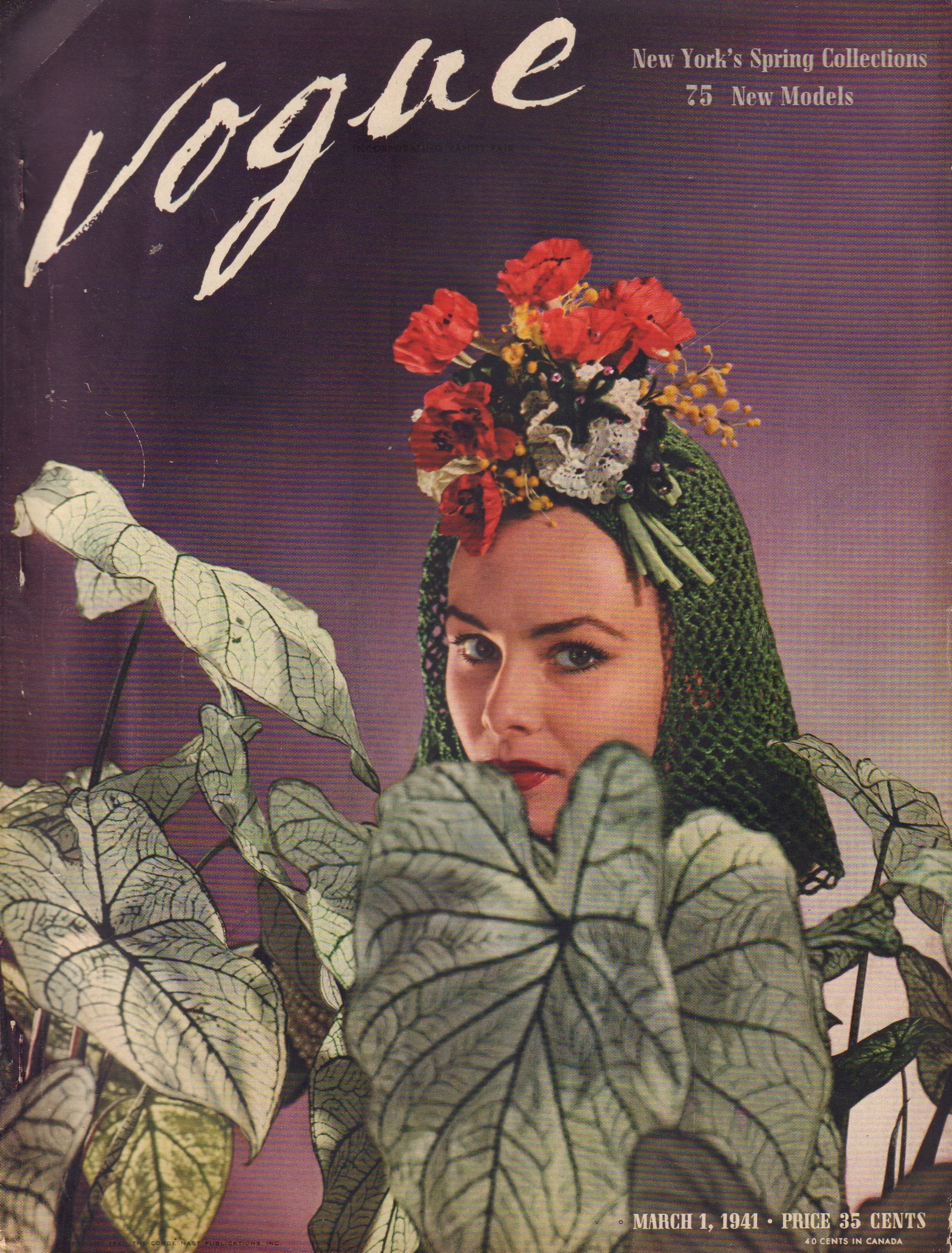 Image for Vogue - March 1, 1941