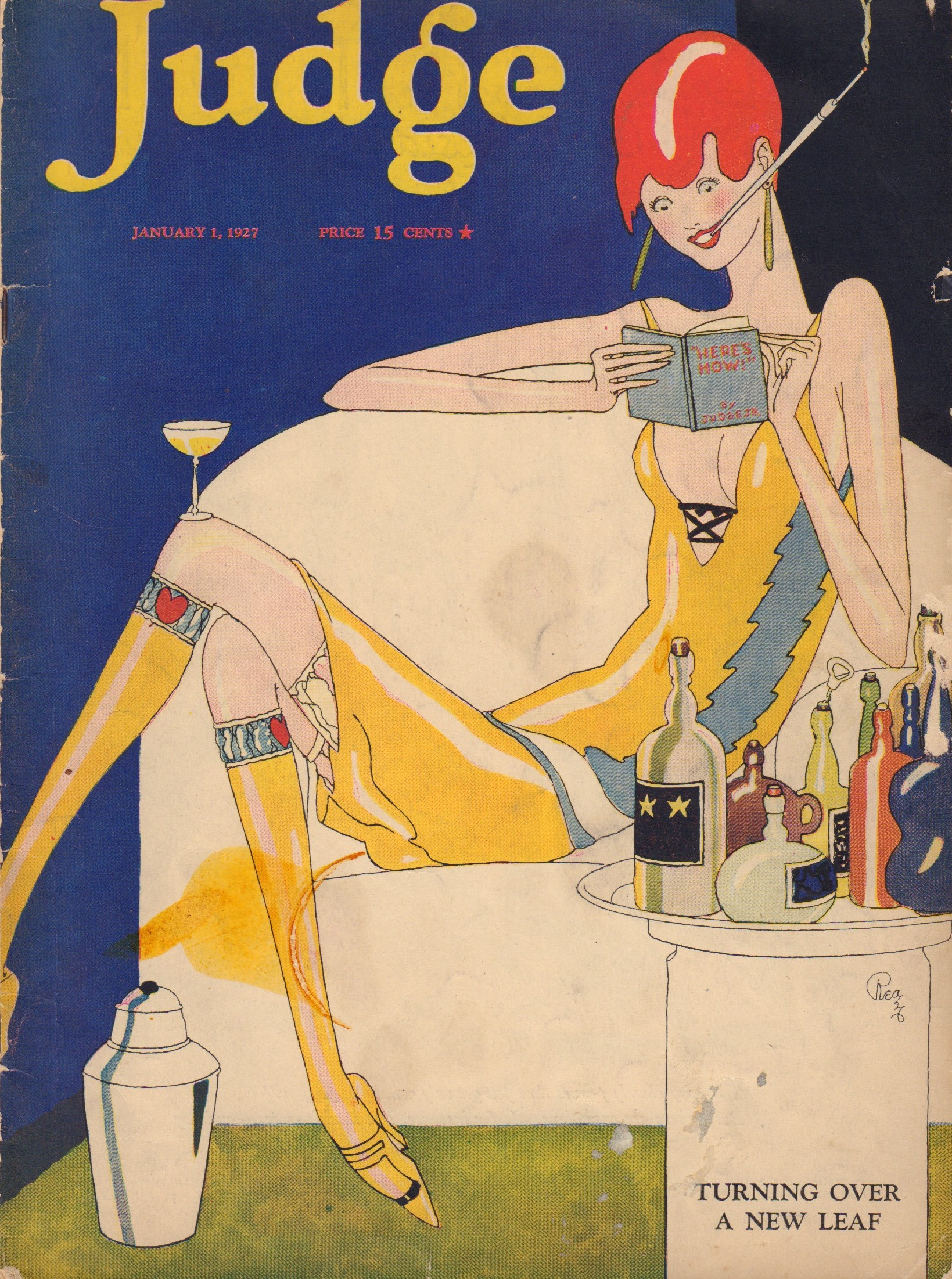 Image for Judge Vol. 92, No. 2357, January 1, 1927