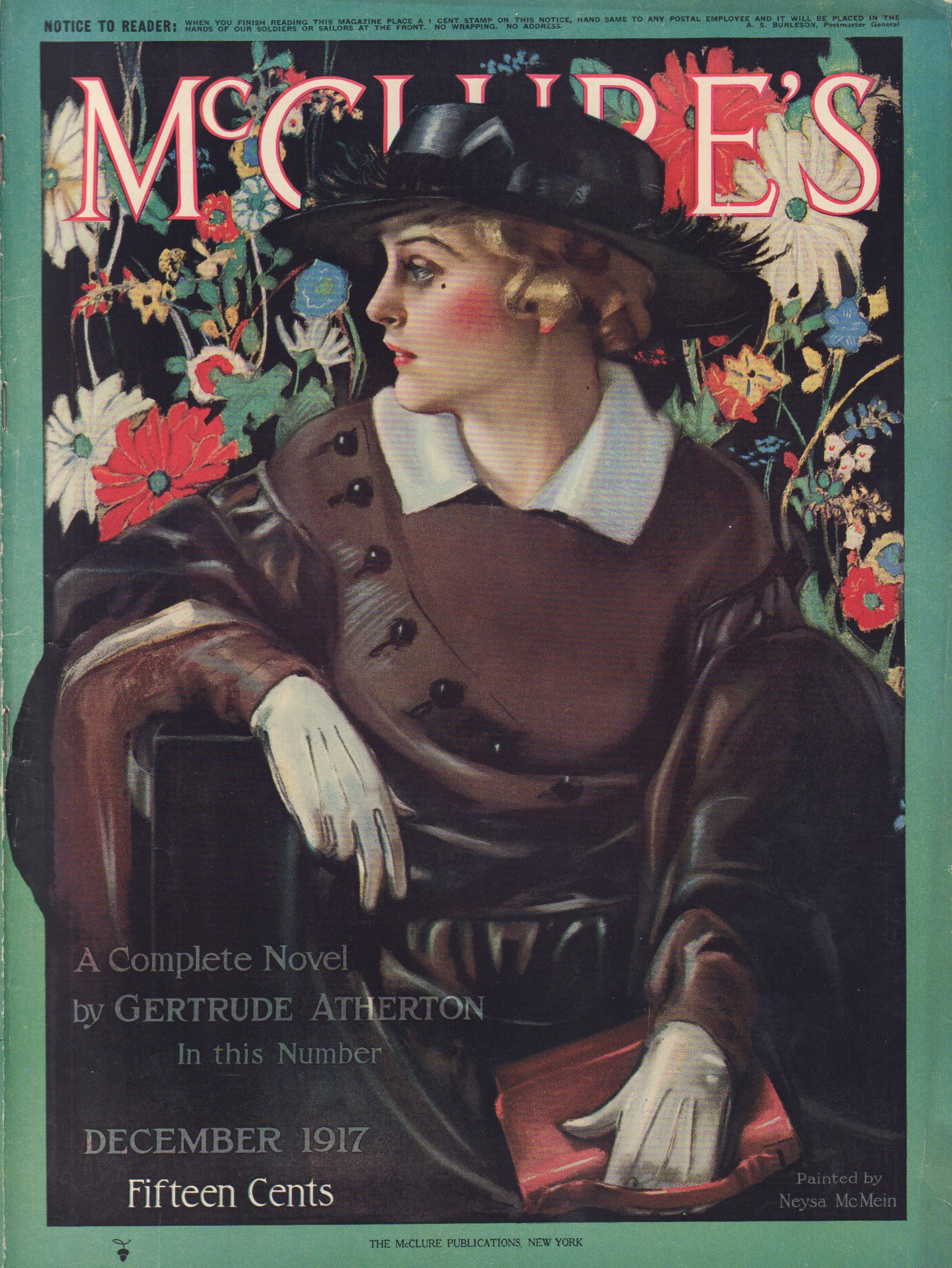 Image for McClure's - December 1917