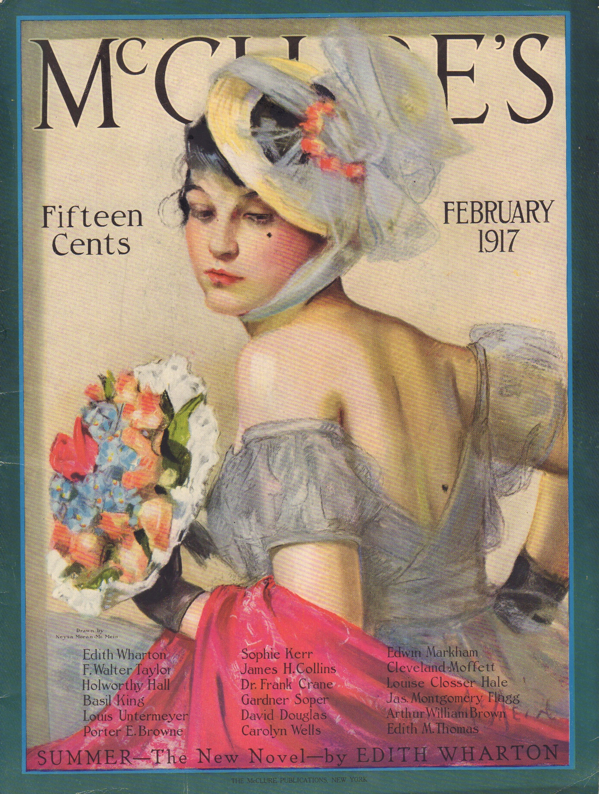 Image for McClure's - February 1917