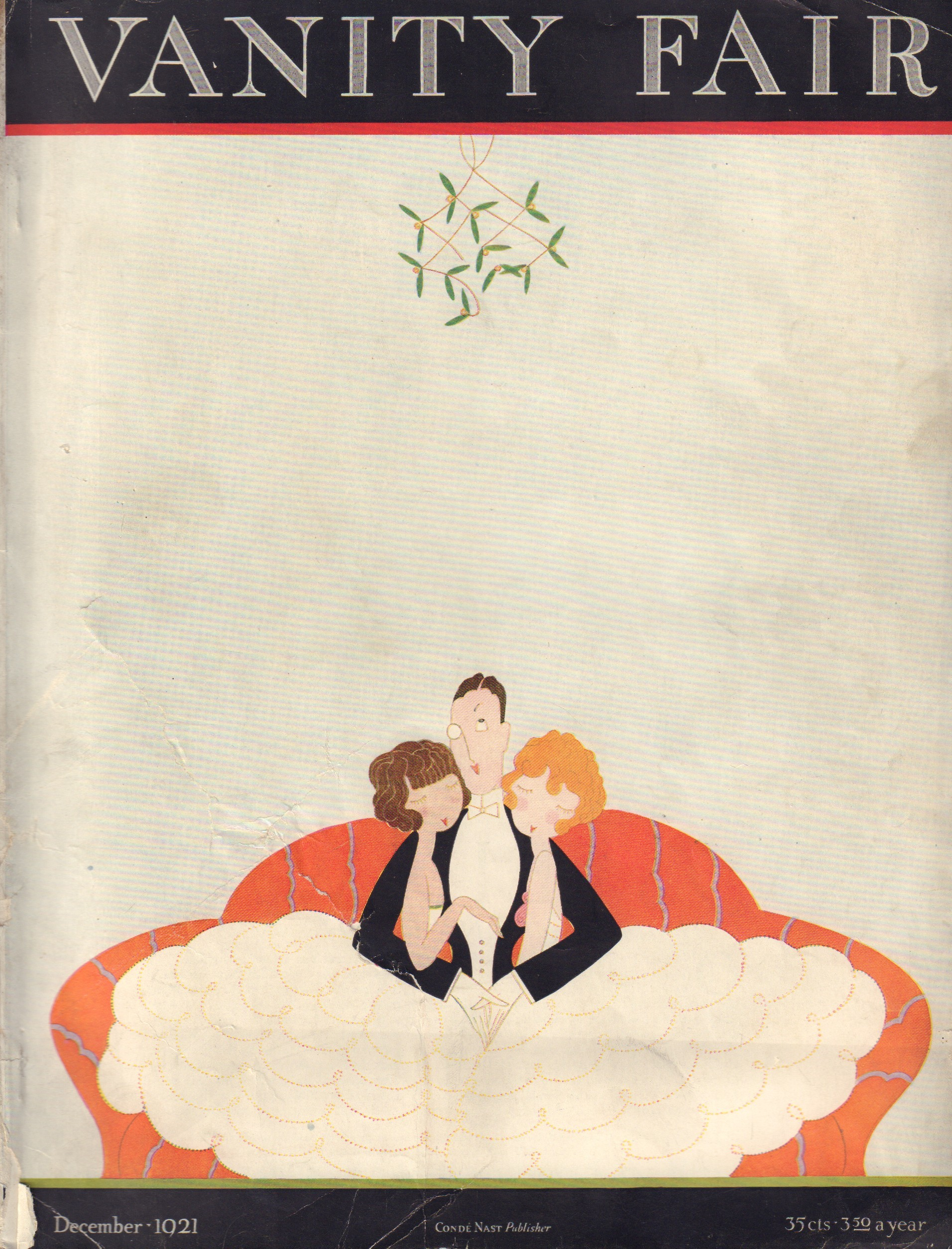 Image for Vanity Fair - December 1921