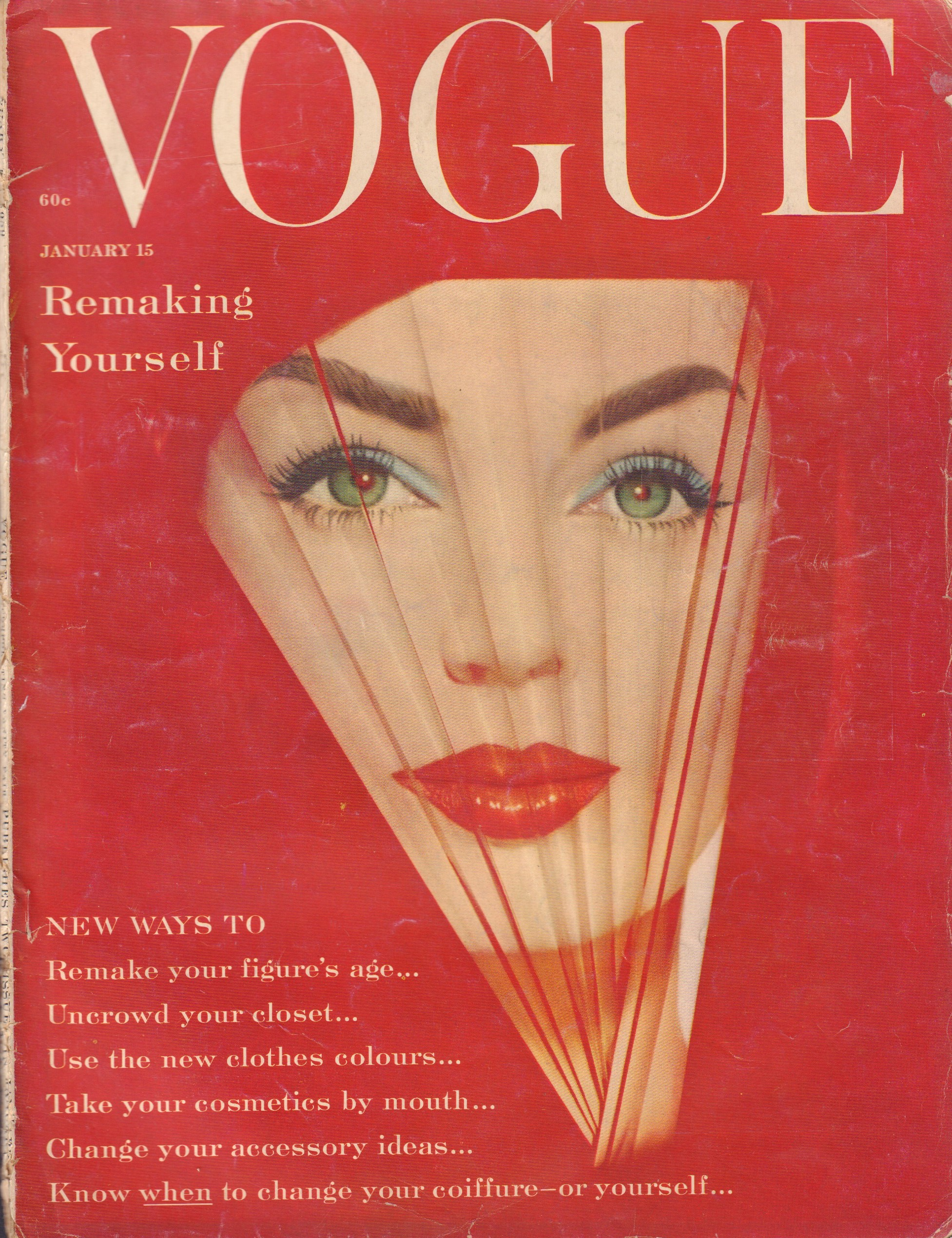 Image for Vogue January 15, 1959