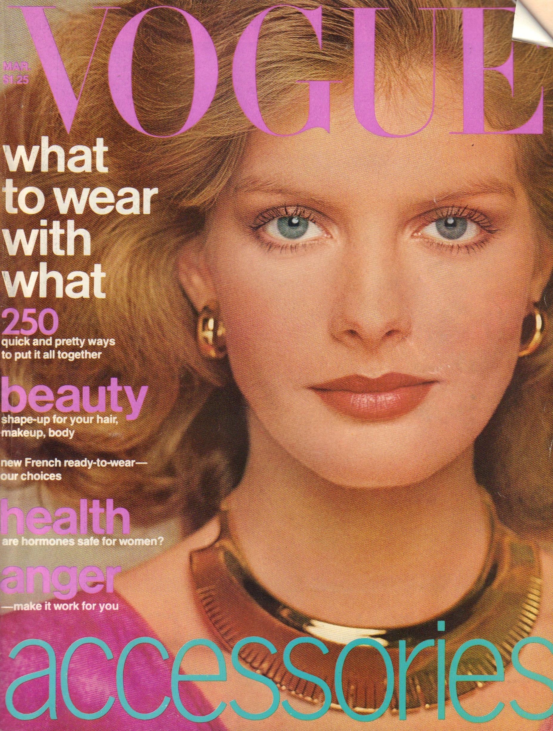 Image for Vogue - March 1976