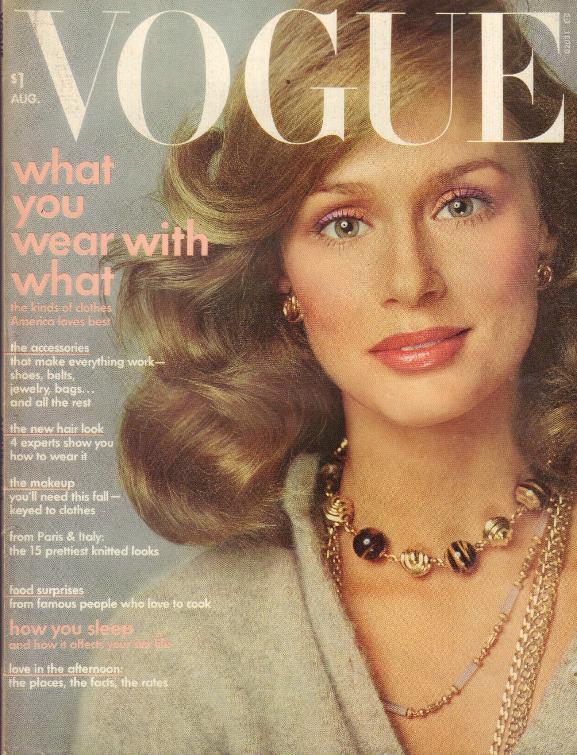 Image for Vogue - August, 1973 (Incorporating Vanity Fair)